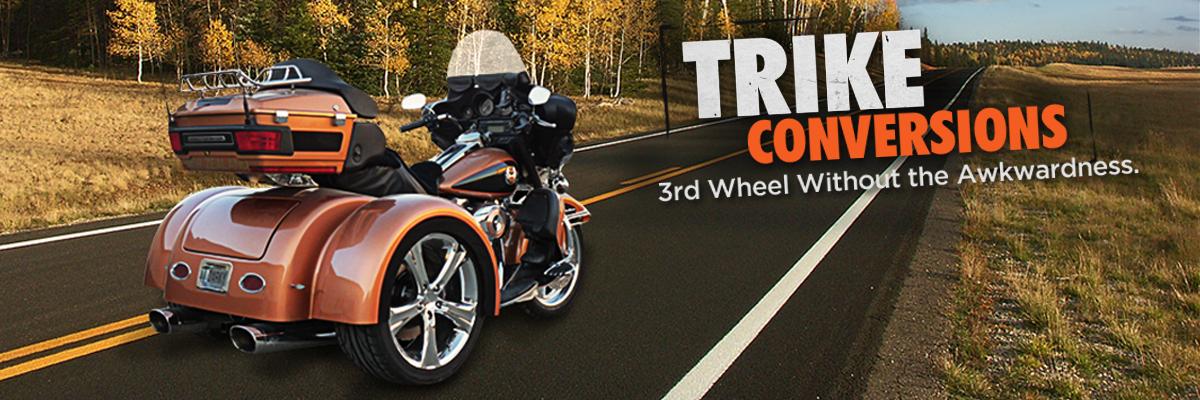 Trike Conversions