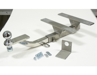 HIDDEN TRAILER HITCH FOR '09-'10 H-D®TRI GLIDE® & FBI TRIKE KITS
